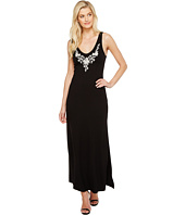 Karen Kane - Embroidered Alana Maxi Dress
