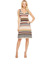 Karen Kane - Zigzag Stripe Brigitte Dress