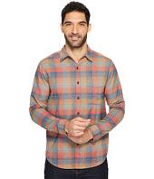 Royal Robbins - Vintage Performance Flannel Plaid Long Sleeve Shirt