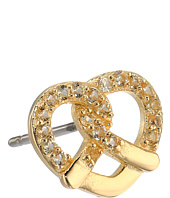Marc Jacobs - Something Special Studs Pretzel Single Stud Earring