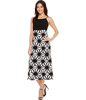 Vince Camuto - Tribal Starlight Maxi Dress w/ Side Slits
