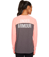 Under Armour - Graphic Tri-Blend Long Sleeve