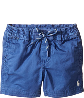Ralph Lauren Baby - Broken Twill Relaxed Shorts (Infant)