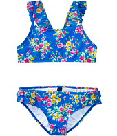 Polo Ralph Lauren Kids - Floral Two-Piece Swimsuit (Toddler)