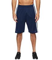 Reebok - Mesh 10in Basketball Shorts - Side Stripe