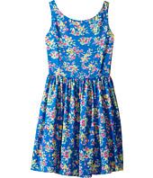 Polo Ralph Lauren Kids - Poly Twill Floral Dress (Big Kids)