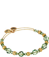 Alex and Ani - Evergreen Beaded Bangle with Swarovski Crystals