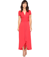 MICHAEL Michael Kors - Short Sleeve Maxi Wrap Dress