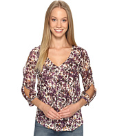 Lucky Brand - Floral Printed Top