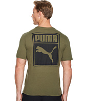PUMA - Archinve Logo Box Tee