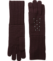 COACH - Star Studded Knit Gloves