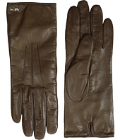 COACH - Leather Basic Gloves