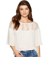 BB Dakota - Jana Lace Detailed Top