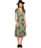 BB Dakota - Emilienne Printed Midi Dress