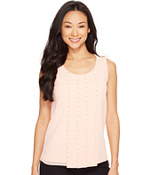 Calvin Klein - Sleeveless Top with Stud Detail