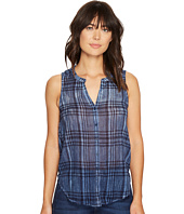 Lucky Brand - Blue Yarn-Dye Shirt