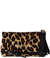 Just Cavalli - Cheetah Clutch with Tassel