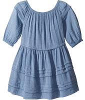 Polo Ralph Lauren Kids - Chambray Gauze Dress (Big Kids)