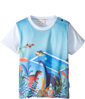 Paul Smith Junior - Short Sleeve Dinosaur All Over Printed Tee (Infant)