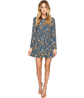 ROMEO & JULIET COUTURE - Long Sleeve Printed Dress