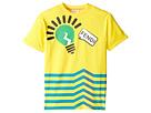 Short Sleeve Logo Light Bulb Graphic T-Shirt (Little Kids)