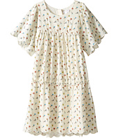 Chloe Kids - Flowers Embroidery Dress From Adult Collection (Big Kids)