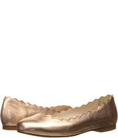 Chloe Kids - Mini Me Iconic Open Ballerinas (Little Kid)