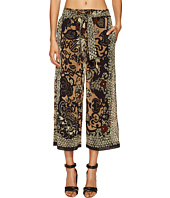 FUZZI - Karate Belted Pants in Dragonessa Print