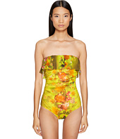 FUZZI - One-Piece Ruffle Swimsuit