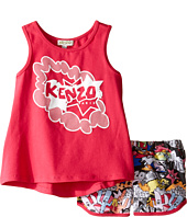 Kenzo Kids - Blush Ensemble Court (Toddler)