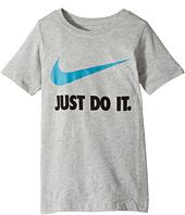 Nike Kids - JDI Swoosh Tee (Little Kids/Big Kids)