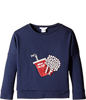 Little Marc Jacobs - Fancy Milano Sweater (Little Kids/Big Kids)