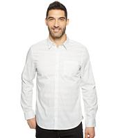 Kenneth Cole Sportswear - Long Sleeve Diamond Print Shirt