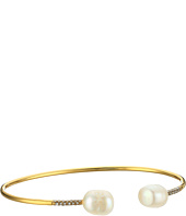 LAUREN Ralph Lauren - Talk that Talk Open Pearl Cuff Bracelet