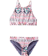 O'Neill Kids - Starlis High Neck Halter Top Set (Big Kids)
