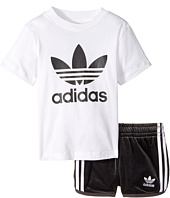 adidas Originals Kids - Tee and Shorts Set (Infant/Toddler)