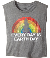 O'Neill Kids - Rainbow Earth Tee (Big Kids)