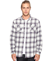 RVCA - That'll Work Flannel Long Sleeve