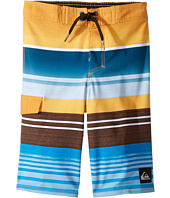 Quiksilver Kids - Everyday Stripe Boardshorts (Toddler/Little Kids)