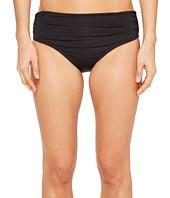Kenneth Cole - Shirred Bikini Bottom