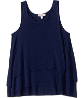 Ella Moss Girl - Stella Tiered Tank Top (Big Kids)