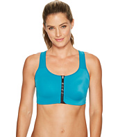 Nike - Zip Medium Support Sports Bra