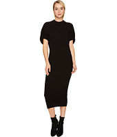 Sportmax - Volto Knit Short Sleeve Dress