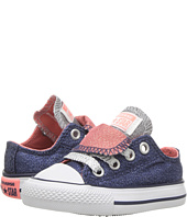 Converse Kids - Chuck Taylor All Star Double Tongue Ox (Infant/Toddler)