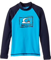 Quiksilver Kids - Bubble Dream Long Sleeve Rashguard (Toddler/Little Kids)