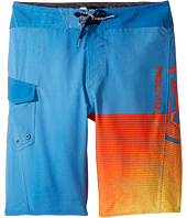 Volcom Kids - Costa Logo Mod Boardshorts (Big Kids)