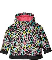 Western Chief Kids - Groovy Leopard Rain Coat (Toddler/Little Kids)