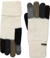 Steve Madden - Color Block Boyfriend Gloves