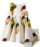 Dolce & Gabbana Kids - Gelato Poplin Dress (Infant)