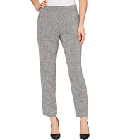 Ellen Tracy - Textured Pull-On Pants